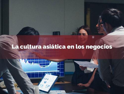 La cultura asiática en los negocios