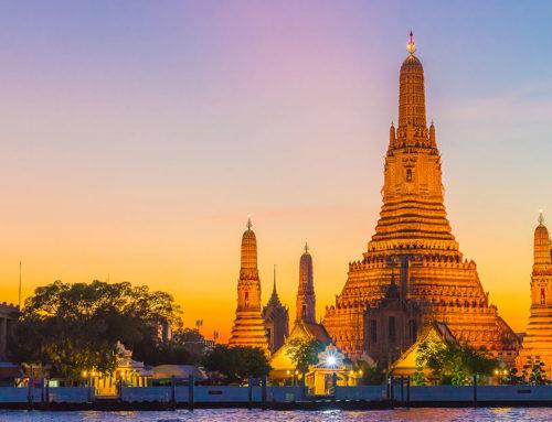 """Tailandia el """"País de las sonrisas"""""""